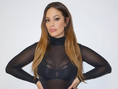 This news about Ashley Graham's UK Vogue cover shoot will make you mad