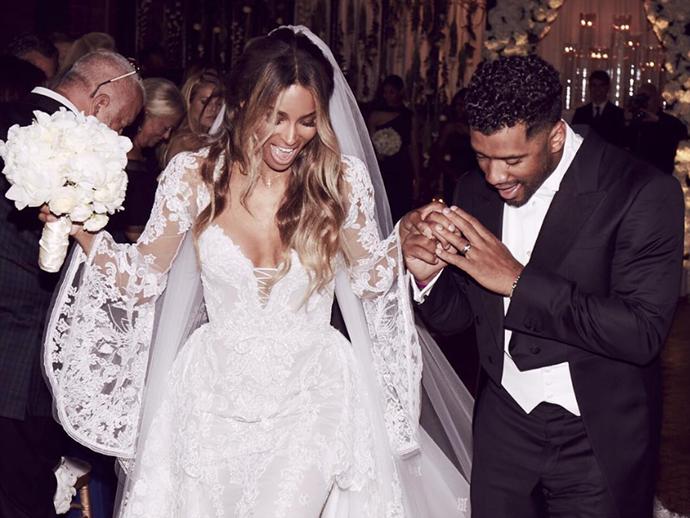 Celebrity weddings 2016