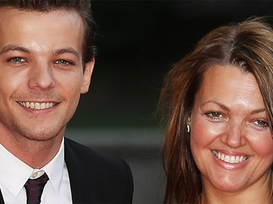 Is Louis Tomlinson's song 'Just Hold On' about his mum Johannah Deakin?