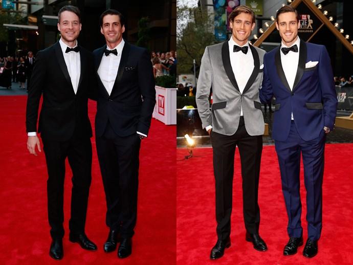 Logie Awards red carpet fashion