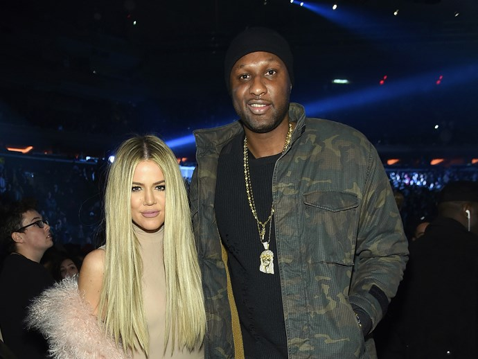 Lamar Odom is back in rehab days after divorce from Khloe Kardashian is finalised