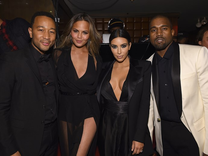 John Legend is disappointed in Kanye West for being BFFs with Donald Trump