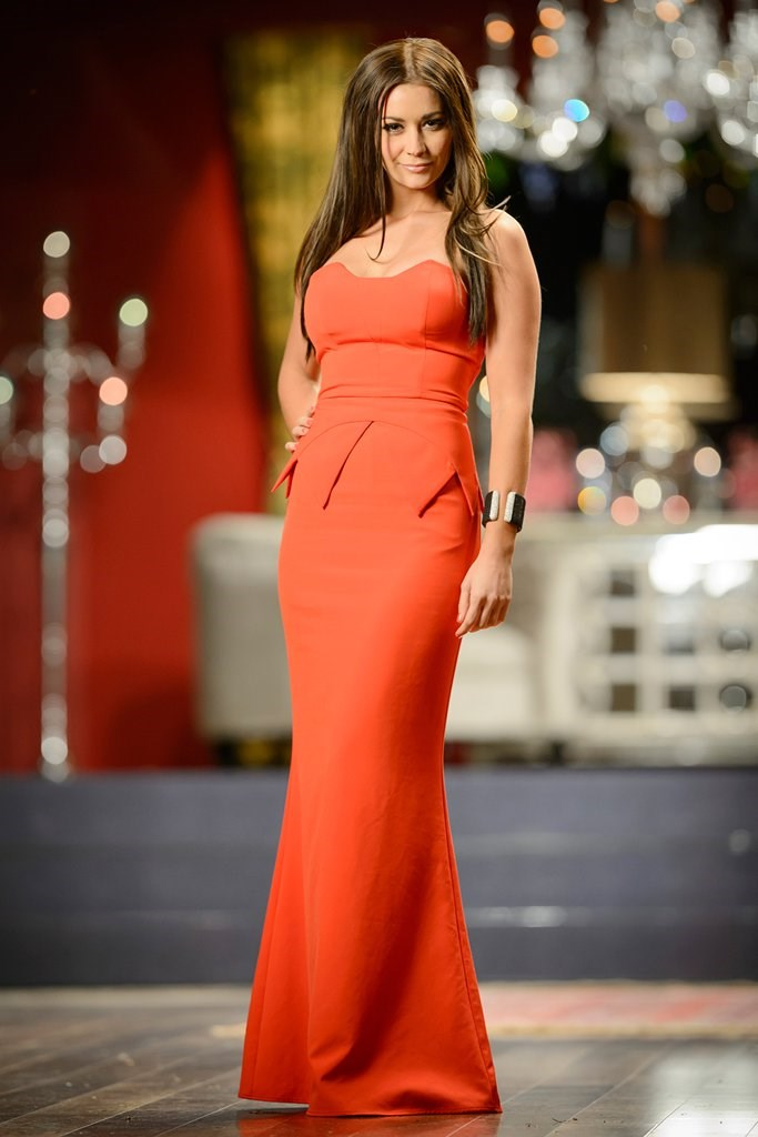 **Lisa Hyde** <br><br> THEN: Lisa came second in Blake Garvey's season and was BFFs with Sam Frost at the time.