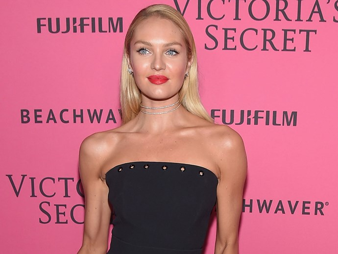 VS Angel Candice Swanepoel speaks out against being shamed for breastfeeding in public