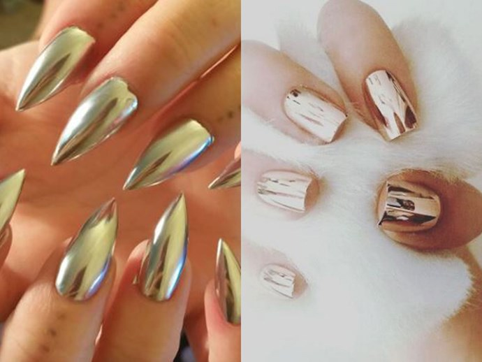 According to Pinterest, THIS is going to be the #1 nail trend of 2017