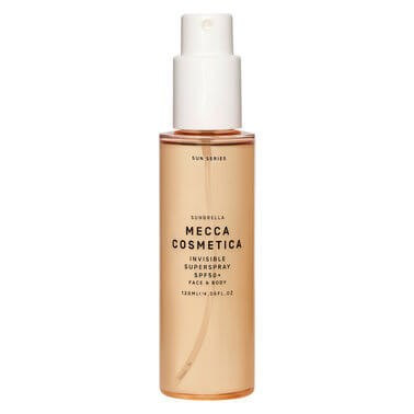 "**4. [MECCA Sunbrella Invisible Superspray SPF 50+, $42](https://mecca.com.au/mecca-cosmetica/sunbrella-invisible-superspray-spf-50-/V-024834.html|target=""_blank""