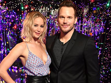 Jennifer Lawrence and Chris Pratt shut down interview with Sophie Monk after sex question