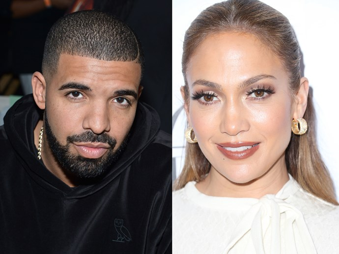 Drake and Jennifer Lopez basically just announced they're dating