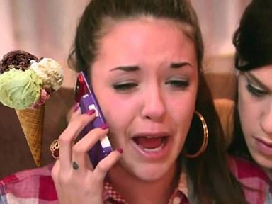 A very distraught (and hangry) woman left Gelato Messina a breakup voicemail