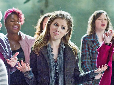 The 'Pitch Perfect 3' cast just shared some EPIC reunion pics and we're all kinds of excited for PP3