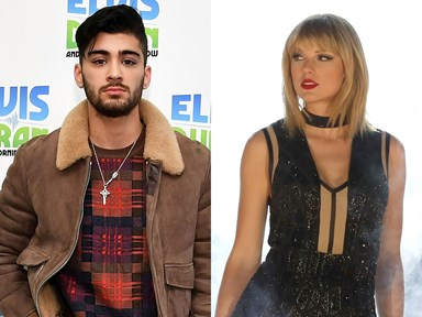 The first pics of Zayn Malik and Taylor Swift's 'Fifty Shades Darker' music video are finally here