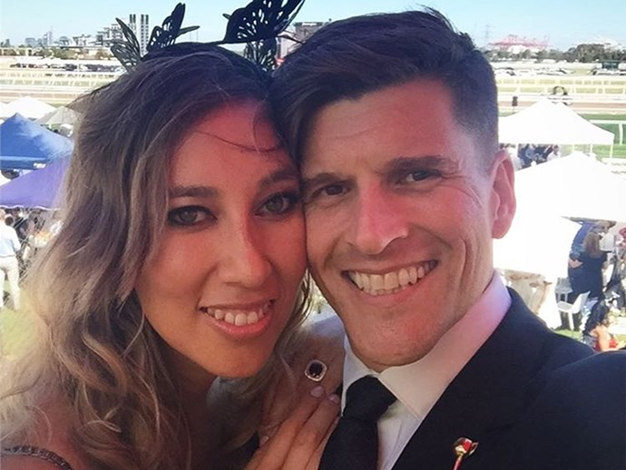 Osher Gunsberg Audrey Griffen wedding
