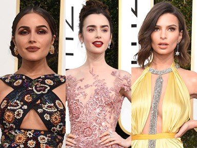 Golden Globes 2017: Here are the best red carpet beauty looks