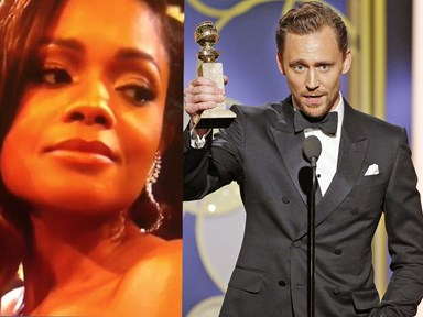 The most savage Twitter reactions to Tom Hiddleston's Golden Globes acceptance speech
