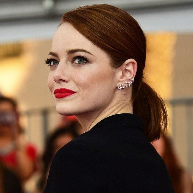 "**Emma Stone:** ""I realised how debilitating and embarrassing it can be to have cystic acne,"" Emma told [Refinery29](http://www.refinery29.com/40227