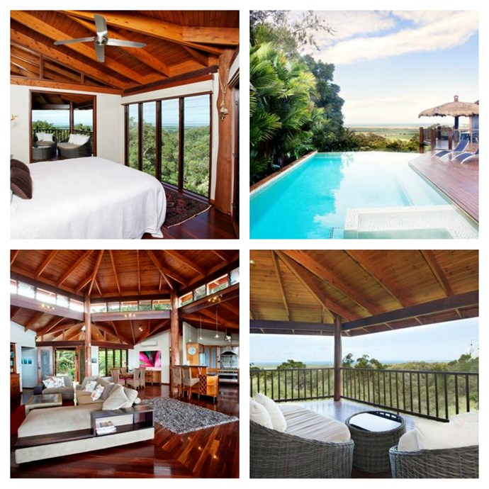 "[**The View 360' Retreat House, QLD**](https://www.stayz.com.au/accommodation/qld/cairns-barrier-reef/port-douglas/138582|target=""_blank""
