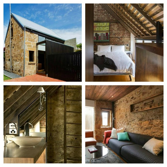 "[**Stone Flower Renovated Barn, TAS**](https://www.stayz.com.au/accommodation/tas/southern-tasmania/hobart/168893|target=""_blank""