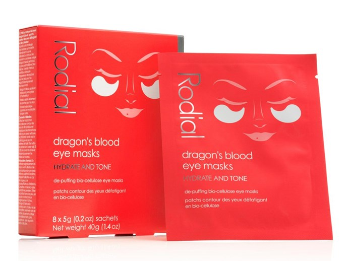 "[Rodial Dragon's Blood Eye Masks, $27.50](https://au.strawberrynet.com/skincare/rodial/dragon-s-blood-eye-masks/184289/|target=""_blank""|rel=""nofollow"")"
