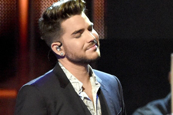 """Adam Lambert's powerful vocals will 100% be absent from Trump's big day. """" don't think I would take money on that one,"""" he told the *BBC*. """"I don't think I'd be endorsing that. They might struggle."""""""