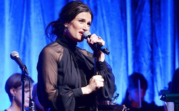"""Idina Menzel had [one word](http://www.vanityfair.com/style/2016/12/idina-menzel-trump-inauguration-performer-woes-are-karma) to say about Donald Trump's Inauguration day problems, """"KARMA."""""""