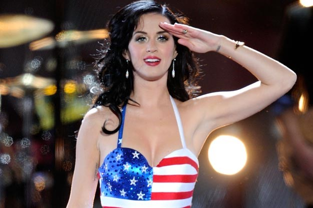 As a passionate Hilary supporter, it's pretty obvi Katy won't be at Trump's shindig.