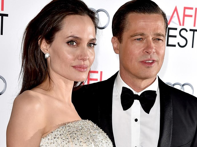 Brad Pitt and Angelina Jolie make joint statement about their divorce