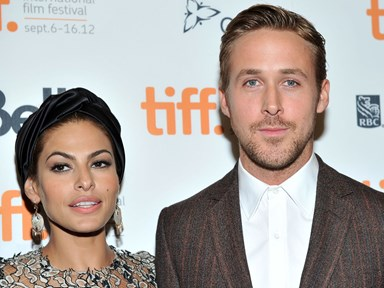 Eva Mendes responds to Ryan Gosling's epic tribute to her at the Golden Globes