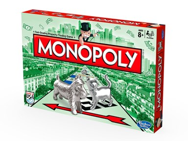 PSA: Monopoly wants the Internet to vote on what their new playing pieces should be