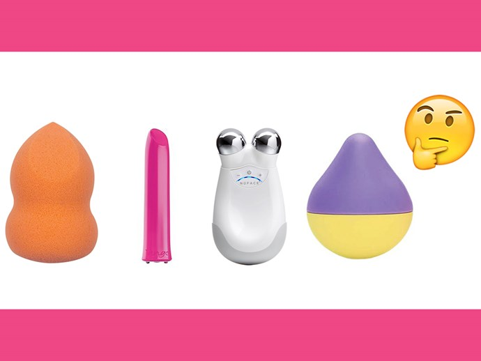 Sex toy or beauty tool?