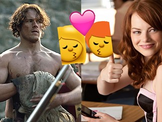 Celebrate International Kiss a Ginger Day with the hottest ranga characters ever