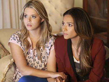 Shay Mitchell dropped a major clue about Emily's fate on PLL