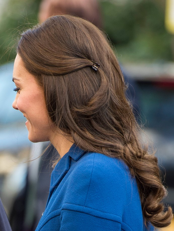 *The Duchess Of Cambridge Visits The Anna Freud Centre/ Getty Images*