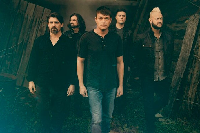 Rock band 3 Doors Down are also set to perform.