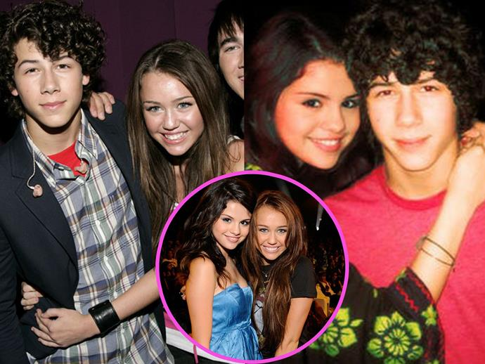 Back in the peak Disney Channel days, Miley Cyrus and Selena Gomez both had their turns of dating Nick Jonas. As a result, each girl released her own version of angsty, teen anthems and to this day, Miley and Selena don't partake in friendly exchanges.