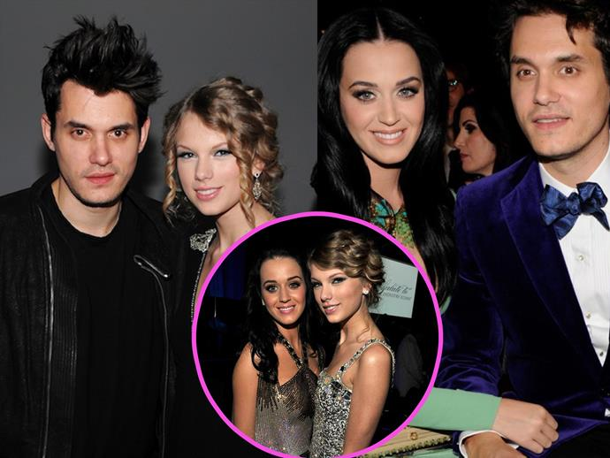 Disputing over backup dancers may not be the only trigger in Katy and Taylor's war. Taylor- who had a fling with Mayer back in 2010- surely must've felt slight peeved that Katy was dating her ex.