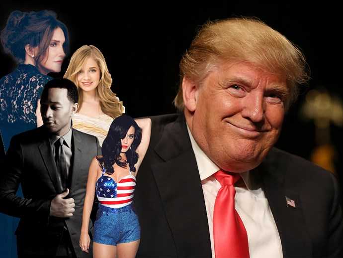 Here's who is performing at Donald Trump's inauguration and who isn't