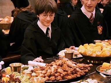 Holy honeydukes: This Harry Potter-themed cafe serves literal goblets of fire