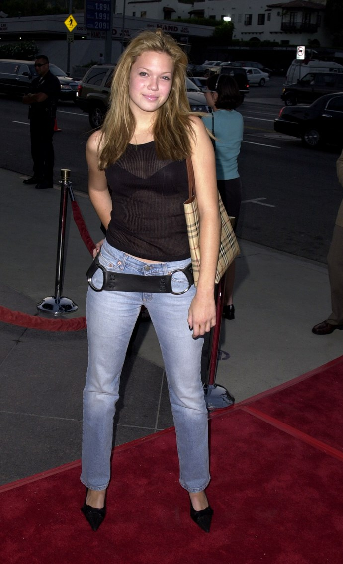 In 2001 Mandy Moore purchased a Burberry tote bag and never looked back.