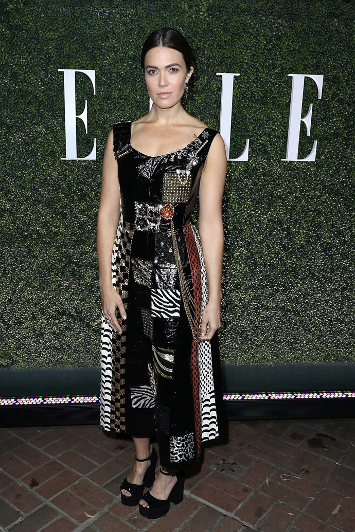 It's official, Mandy Moore is a style icon. We out.