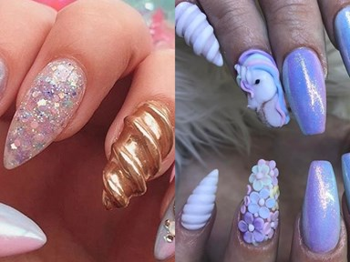 Unicorn errthang is the beauty trend that just won't quit