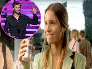 Former 'Home and Away' actress Christie Hayes recalls that time she gave Chris Hemsworth a boner