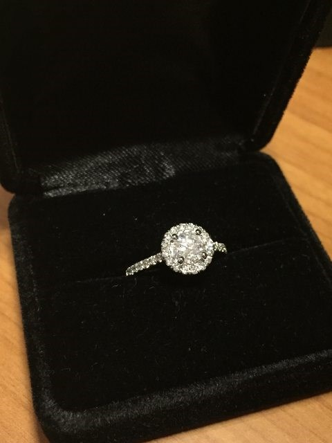 And a quick look at the equally-perfect princess ring before he pops the question.