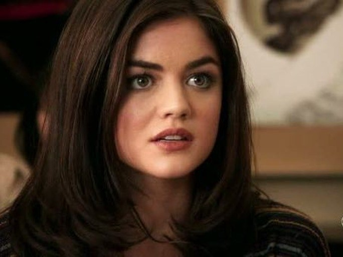 "**Aria is Uber A/A.D/ idk but the baddie:**  So much bad stuff happened to the other girls; hospital trips, near death experiences, destroyed swimming careers etc.  The worst Aria had to deal with was learning about her dad's affair and her breakup with Ezra. Also noteworthy, for the past five years it was always Aria who did the ""shhh"" in the show's promo. Idk, but [this theory]( http://pretty-little-liars.wikia.com/wiki/Thread:369982#50 