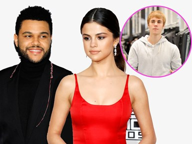 The Weeknd and Selena Gomez have responded to Justin Bieber's dis
