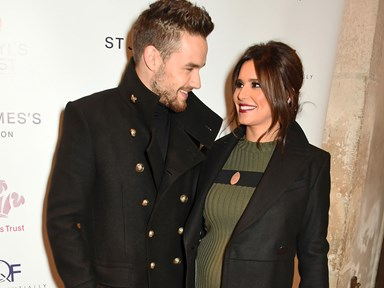 The weird way that Daddy Liam Payne is preparing to become an actual Daddy