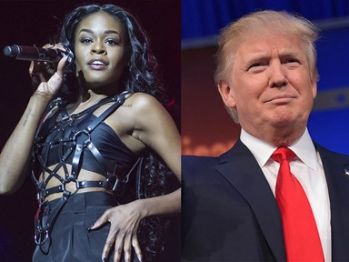 Azealia Banks is absolutely devo that she wasn't asked to perform at Donald Trump's inauguration