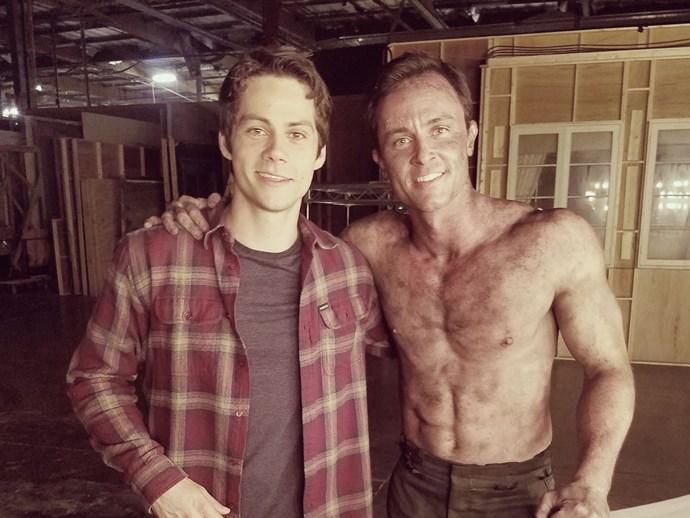 Teen Wolf star Ryan Kelley nude scandal leak