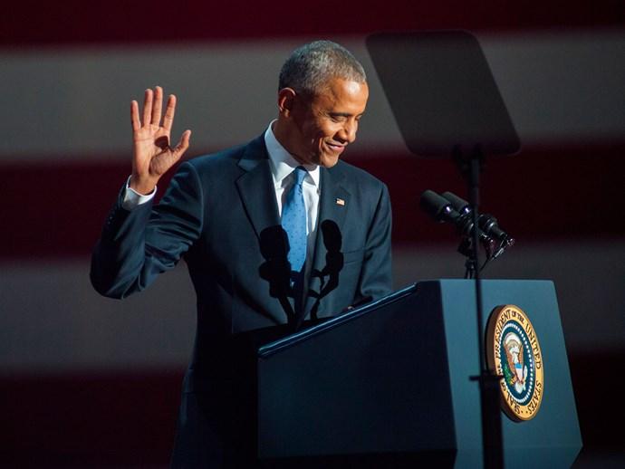 Barack Obama Final Letter
