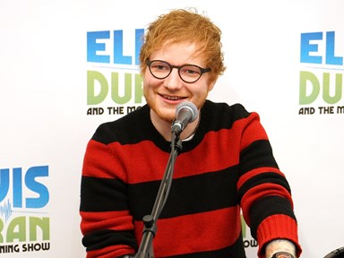 Ed Sheeran reveals the ~magical~ way he fell in love with girlfriend Cherry Seaborn