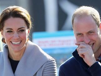 kate middleton joke about prince william